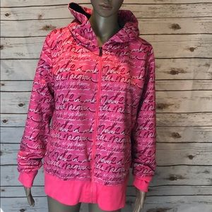 Under Armour Breast Cancer Awareness Pink Zip Up